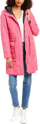 AVEC LES FILLES Blush Star Quilt Jacket