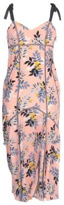 Cinq à Sept 3/4 length dress
