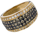 LeVian Chocolate Diamond Ring in 14K Honey Gold