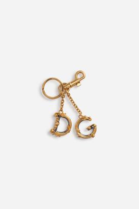 Dolce & Gabbana Metal Baroque Keyring