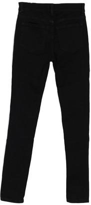 Sneak Peek Denim Ripped Mid Rise Skinny Jeans