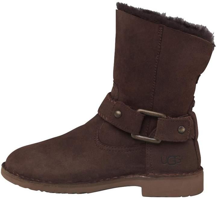 904eec9a1d1 Womens Cedric Boots Chocolate