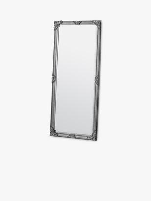 Unbranded Fiennes Rectangular Decorative Frame Leaner / Wall Mirror, 160 x 70cm