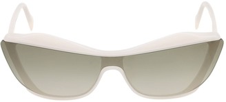 Andy Wolf Gretl Cat-eye Acetate Sunglasses