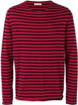 Societe Anonyme 'Universal' striped pullover
