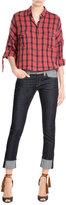 Rag & Bone Mid-Rise Slim Boyfriend Jeans