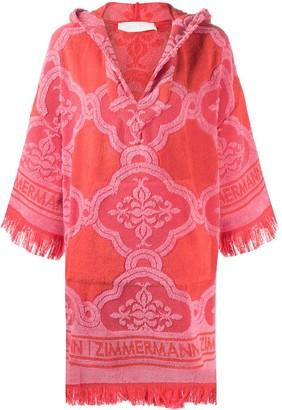 Zimmermann Poppy terry towel dress