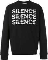 McQ Silence sweatshirt