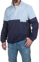 Southern Proper Dock Pullover Shirt - Zip Neck, Long Sleeve (For Men)