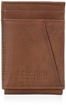 Kenneth Cole Reaction Men's RFID Blocking Kevin Slim Front Pocket Wallet