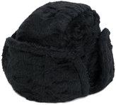 Maison Michel ushanka style hat