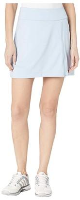 adidas Primeblue Skort (Easy Blue) Women's Skort