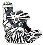Zable Sterling Silver Statue of Liberty Bead