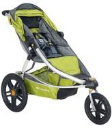 Burley Design Solstice Jogging Stroller, Green
