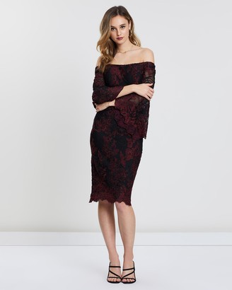 Montique Stephanelle Lace Dress