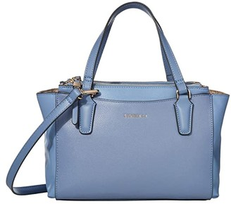 Fiorelli Arianna Satchel (Cornflower Blue) Handbags
