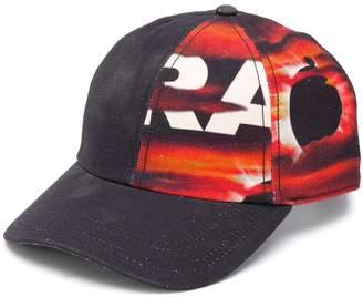 G Star Raw Research printed cap