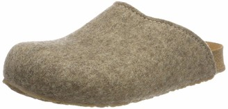 Haflinger Women's Gio Bio Open Back Slippers