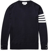 Thom Browne - Striped Merino Wool Sweater