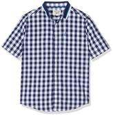 Original Penguin Boy's Micro Check Shirt