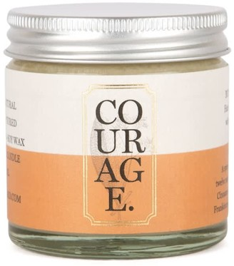Elm Rd. Courage Aromatherapy Rapeseed & Soy Candle Travel Candle