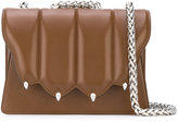 Marco De Vincenzo medium 'Paw' bag - women - Calf Leather - One Size