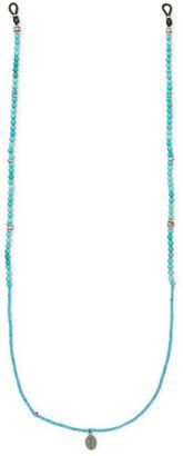 Mikia Turquoise Beaded Sunglasses Chain
