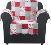 Sure Fit Heirloom Quilt Chair Furniture Cover