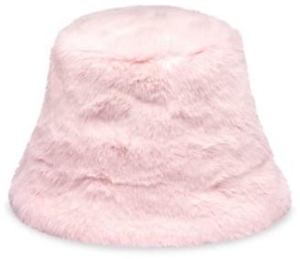 Eugenia Kim Charlie Faux-Fur Bucket Hat