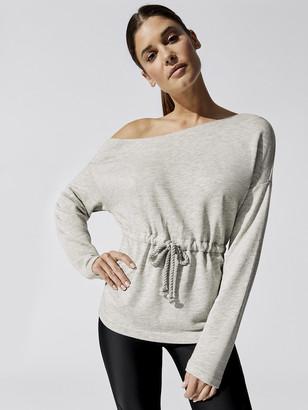 Carbon38 Drop Shoulder French Terry Sweatshirt