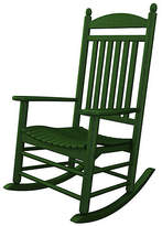 Polywood Jefferson Rocker - Green