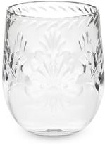 Williams-Sonoma Williams Sonoma Sonora Etched Stemless Wine Glasses, Set of 6