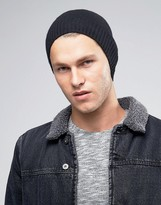 Selected Homme Beanie With Cashmere