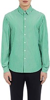 TOMORROWLAND MEN'S CANDY-STRIPED SHIRT