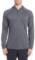Under Armour 'UA Tech' Long Sleeve Hooded Henley