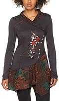 Joe Browns Women's Woodland Tunic Long Sleeve Top