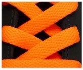 NEON Flat sport shoelaces 125cm high quality