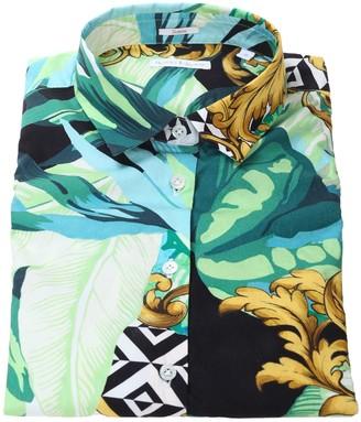 Robert Friedman patterned shirt