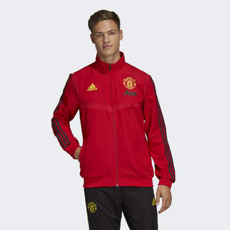 adidas Manchester United Presentation Jacket