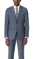 Theory Wellar Camley Suit Jacket