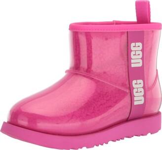 UGG Kids' Classic Clear Mini Ii Boot
