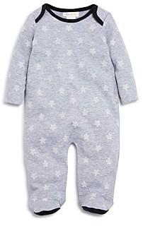 Bloomie's Boys' Star Print Footie Baby - 100% Exclusive