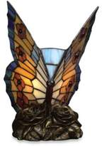 Quoizel Tiffany Butterfly 1-Light Accent Lamp