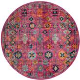 Safavieh Artisan 336 Indoor/Outdoor Persian Round Rug