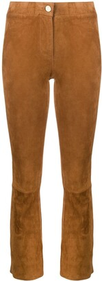 Arma Lively cropped trousers