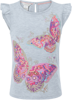 Monsoon Betsy Butterfly Top