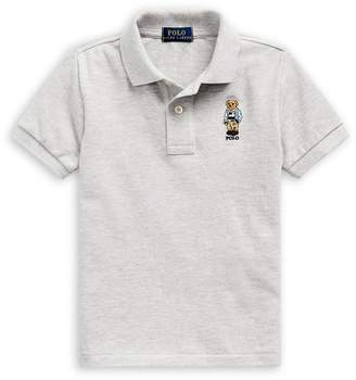 Ralph Lauren Childrenswear Little Boy's Cotton Polo