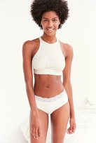 Out From Under Katia Lace High Neck Bra