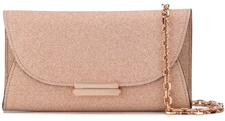 Casadei Shimmer Clutch Bag