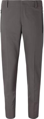 Prada Grey Slim-Fit Tapered Tech-Twill Trousers